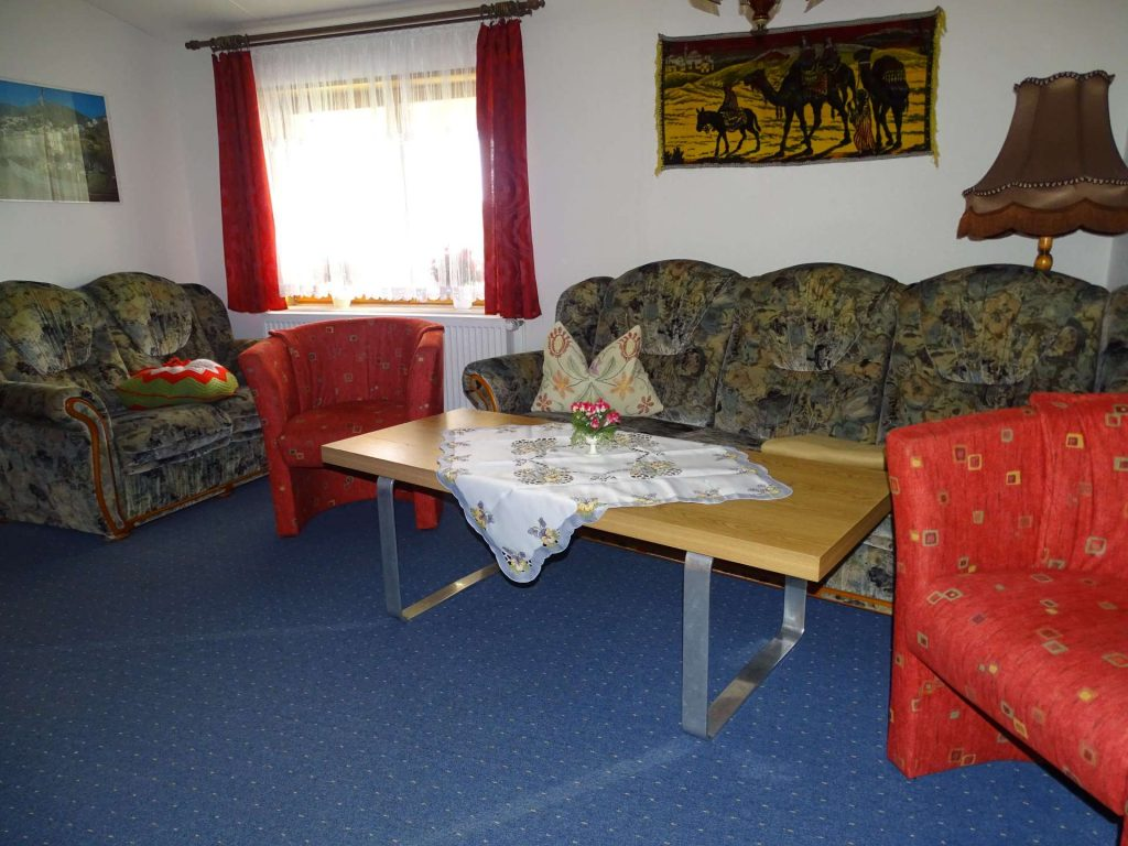 FeWo 1: Wohnzimmer